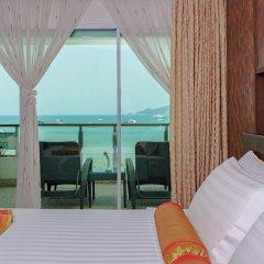 Отель The Bliss South Beach Patong 3* Люкс разные типы кроватей