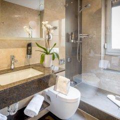 Отель TIPTOP Hotel Burgschmiet Garni Германия, Нюрнберг - отзывы, цены и фото номеров - забронировать отель TIPTOP Hotel Burgschmiet Garni онлайн ванная