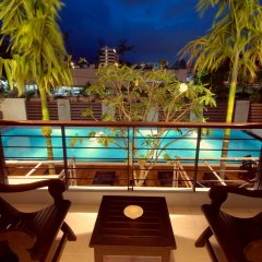 Отель Baan Suwantawe балкон