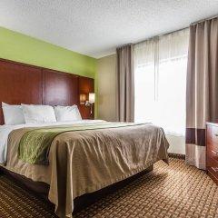 Отель Comfort Inn At Carowinds Южный Бельмонт комната для гостей