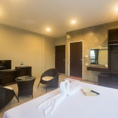 Отель Green Leaf Hostel Таиланд, Пхукет - отзывы, цены и фото номеров - забронировать отель Green Leaf Hostel онлайн комната для гостей фото 2