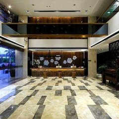 Отель Xiamen Jinglong Hotel Китай, Сямынь - отзывы, цены и фото номеров - забронировать отель Xiamen Jinglong Hotel онлайн интерьер отеля