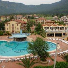 Destina Hotel Турция, Олудениз - отзывы, цены и фото номеров - забронировать отель Destina Hotel онлайн бассейн фото 3
