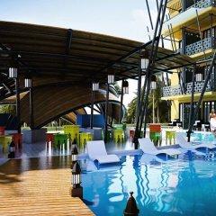 Отель Bhundhari Chaweng Beach Resort Koh Samui Таиланд, Самуи - 3 отзыва об отеле, цены и фото номеров - забронировать отель Bhundhari Chaweng Beach Resort Koh Samui онлайн гостиничный бар