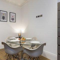 Апартаменты Covent Garden Private Apartments Лондон в номере