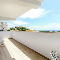 OLA Hotel Panamá - Adults Only балкон