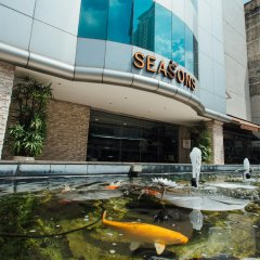 Отель The Seasons Bangkok Siam Бангкок фото 3