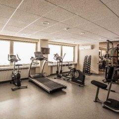 Отель AIRINN Вильнюс фитнесс-зал фото 3
