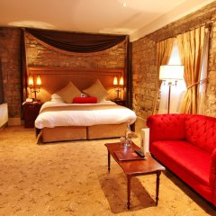 Cabra Castle Hotel комната для гостей
