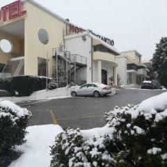 Byzantio Hotel Салоники парковка