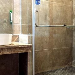 Dongfang Shuiyun Spa Hotel ванная