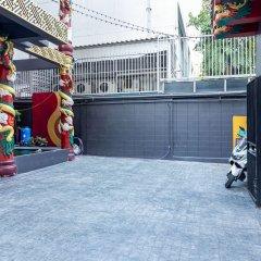 Отель Cloud On Saladaeng Бангкок парковка
