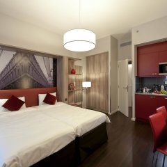 Отель Aparthotel Adagio Brussels Grand Place комната для гостей фото 4