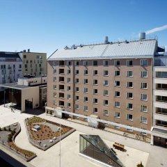Отель Both Helsinki балкон