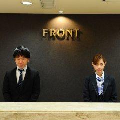 Отель Fukuoka Toei Фукуока интерьер отеля фото 3