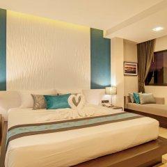 Отель The Nice Hotel Таиланд, Краби - отзывы, цены и фото номеров - забронировать отель The Nice Hotel онлайн комната для гостей фото 4