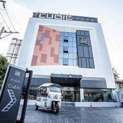 Cubic Bed Pratunam - Hostel Бангкок городской автобус