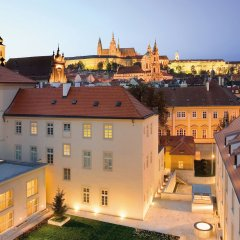 Отель Mandarin Oriental, Prague Чехия, Прага - отзывы, цены и фото номеров - забронировать отель Mandarin Oriental, Prague онлайн балкон