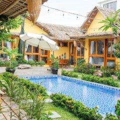 Отель La Belle Anbang Homestay Хойан бассейн фото 3