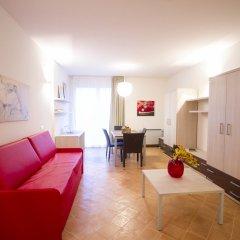 Отель Arezzo Sport College Ареццо комната для гостей