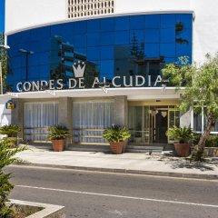 Отель Globales Condes de Alcudia фото 3