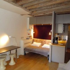 Апартаменты Saint Denis Apartment Париж удобства в номере