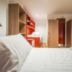 Отель LSE High Holborn Великобритания, Лондон - 1 отзыв об отеле, цены и фото номеров - забронировать отель LSE High Holborn онлайн комната для гостей фото 3