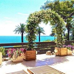 Отель Casa Dade Франция, Канны - отзывы, цены и фото номеров - забронировать отель Casa Dade онлайн пляж фото 2