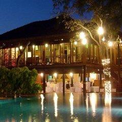 Отель Baan Talay Dao бассейн