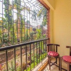 Апартаменты OYO 11963 Home Cozy Studio Arpora Гоа балкон
