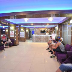 Отель Cleopatra Golden Beach Otel - All Inclusive интерьер отеля фото 2