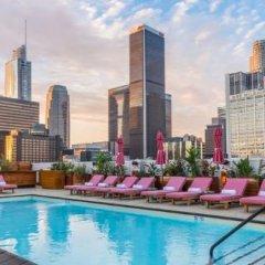 Отель Freehand Los Angeles США, Лос-Анджелес - отзывы, цены и фото номеров - забронировать отель Freehand Los Angeles онлайн бассейн фото 2