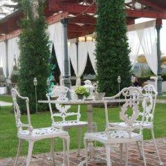 Отель Castello Di Mornico Losana Морнико-Лозана питание фото 3