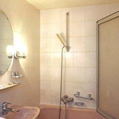 Отель Auberge Du Souverain Les Rives Брюссель ванная