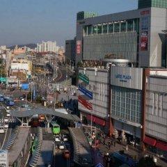 K City Hotel городской автобус