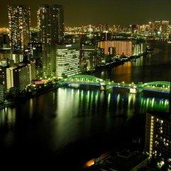 Отель Ginza Creston Токио бассейн