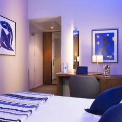 Отель Beau Rivage Франция, Ницца - отзывы, цены и фото номеров - забронировать отель Beau Rivage онлайн комната для гостей фото 5
