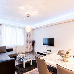 Апартаменты Grand Apartment Vienna Вена комната для гостей фото 4