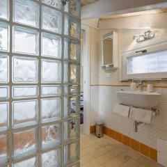 Отель Le Stanze di Rigoletto Италия, Парма - отзывы, цены и фото номеров - забронировать отель Le Stanze di Rigoletto онлайн ванная фото 2