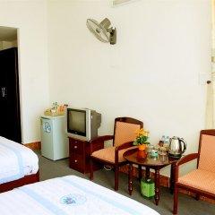 Отель Thanh Thuy Hotel Вьетнам, Вунгтау - отзывы, цены и фото номеров - забронировать отель Thanh Thuy Hotel онлайн удобства в номере фото 2