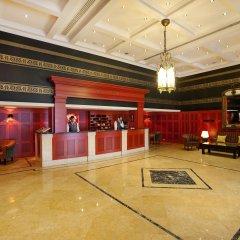 Отель Dvorak Spa & Wellness Карловы Вары интерьер отеля