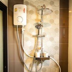 Отель 44 Room Rama 3 Таиланд, Бангкок - отзывы, цены и фото номеров - забронировать отель 44 Room Rama 3 онлайн ванная фото 2