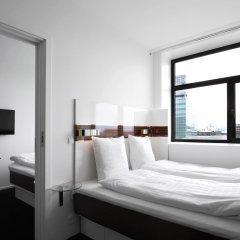 Отель Wakeup Aarhus Дания, Орхус - отзывы, цены и фото номеров - забронировать отель Wakeup Aarhus онлайн комната для гостей фото 3