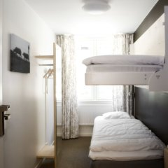 Отель Slottsskogens Vandrarhem & Hotell комната для гостей фото 3