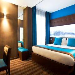 Отель Best Western Nouvel Orleans Montparnasse Париж комната для гостей фото 2