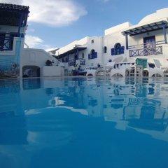 Отель Samson's Village Греция, Остров Санторини - отзывы, цены и фото номеров - забронировать отель Samson's Village онлайн бассейн фото 2