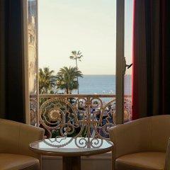 Отель Ambassador Франция, Ницца - 3 отзыва об отеле, цены и фото номеров - забронировать отель Ambassador онлайн балкон