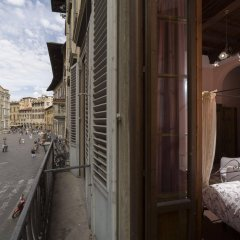 Отель La Residenza del Proconsolo балкон