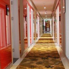 Thank You Hotel Guilin Railway Station интерьер отеля фото 3