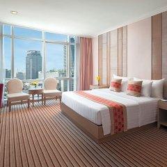 Отель Berkeley Pratunam Бангкок комната для гостей фото 4